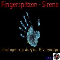 Fingerspitzen-Sirene