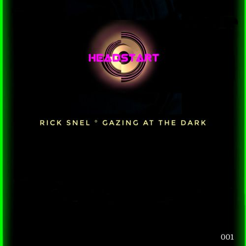 Rick Snel - Gazing at the dark