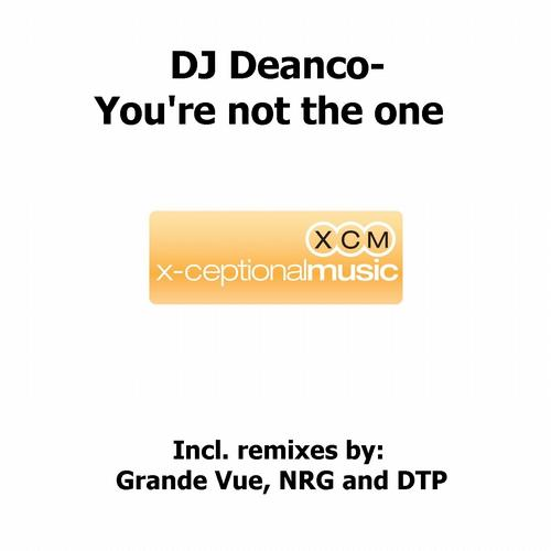 DJ Deanco- You're not the one